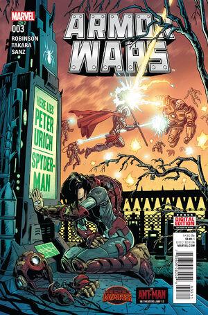 Armor Wars Vol 1 3