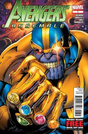 Avengers Assemble Vol 3 7