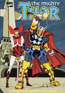 Thor The Ballad of Beta Ray Bill TPB Vol 1 1