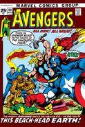 Avengers Vol 1 93