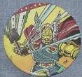 Merchandise-button-thor catchingmjolnir round