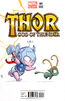 Thor God of Thunder Vol 1 1 Baby Variant