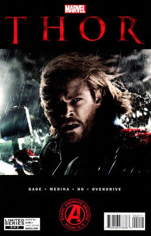 Marvels Thor Adaptation Vol 1 2