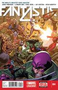 Fantastic Four Vol 5 4
