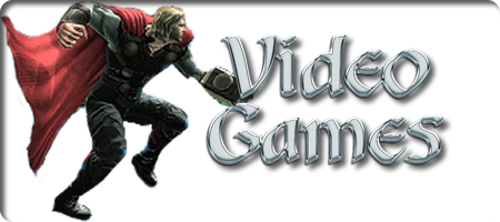 Video Games Header