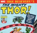 True Believers Jack Kirby 100th Anniversary: Thor Vol 1 1