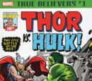 True Believers Jack Kirby 100th Anniversary: Thor Vol 1 2