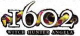 1602 Witch Hunter Angela Logo