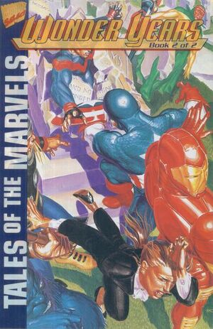 Tales of the Marvels Wonder Years Vol 1 2