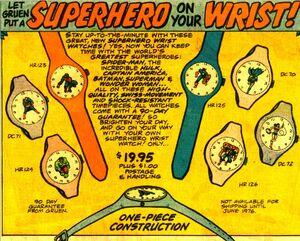 Merchandise-wristwatch