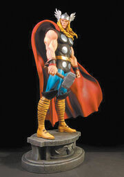 Classic Thor-statue