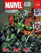 Marvel Fact Files Vol 1 138