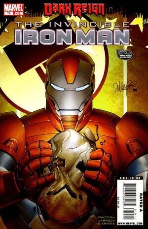 Invincible Iron Man Vol 1 19