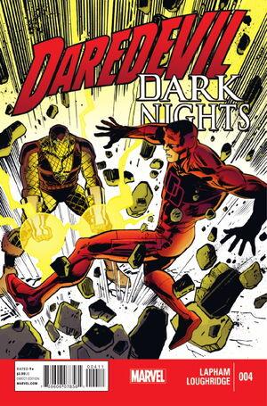 Daredevil Dark Nights Vol 1 4