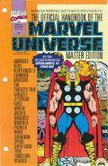 Official Handbook of the Marvel Universe Master Edition Vol 1 14