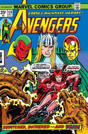 Avengers Vol 1 128