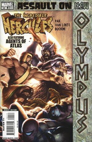Incredible Hercules Vol 1 141