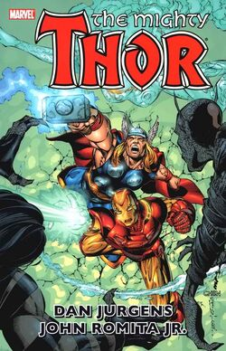 Thor by Dan Jurgens and John Romita Jr. TPB Vol 1 3