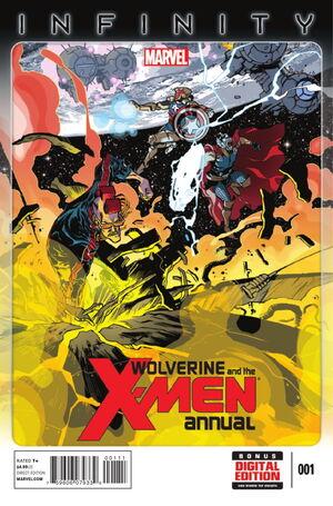 Wolverine & the X-Men Annual Vol 1 1