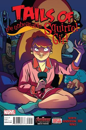 Unbeatable Squirrel Girl Vol 1 5