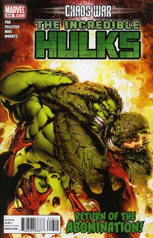 Incredible Hulk Vol 1 618