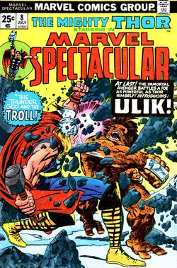 Marvel Spectacular Vol 1 8