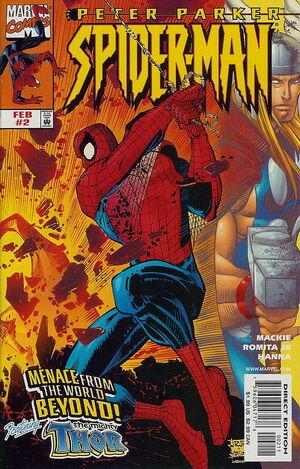 Peter Parker Spider-Man Vol 2 2