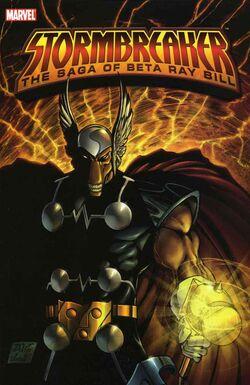 Stormbreaker The Saga of Beta Ray Bill TPB