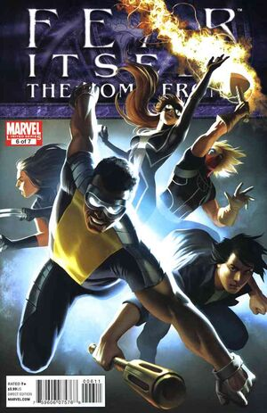 Fear Itself The Home Front Vol 1 6