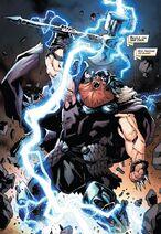 Volstagg as War Thor