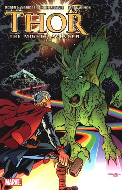 Thor the Mighty Avenger Digest Vol 1 2