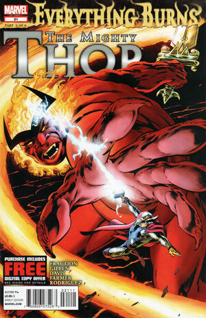 Mighty Thor Vol 1 21