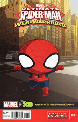Marvel Universe Ultimate Spider-Man Vol 2 4