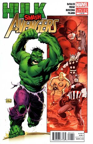 Hulk Smash Avengers Vol 1 1
