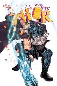 Volstagg (Earth-616) War Thor