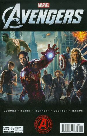 Marvels The Avengers Vol 1 1