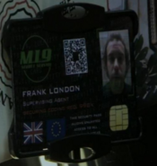 ID card 2 - Frank London