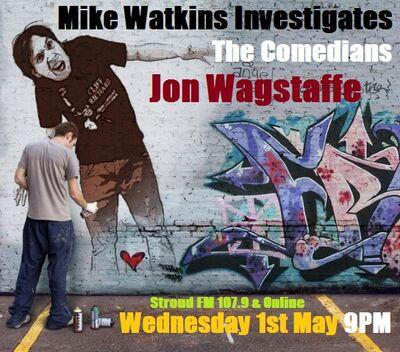 Jon Wagstaffe Promo 01