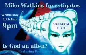 Is God an alien