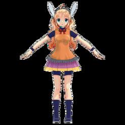 Luna Amane (Nanami) 311 eyetext