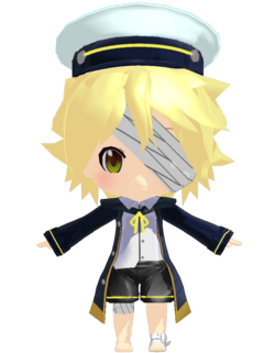 Oliver nendoroid by Pikadude