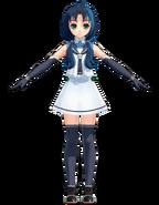 Suzukaze weaponless by Nanami