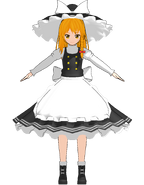Marisa 2 by Ki