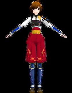MEIKO Armor by Uri