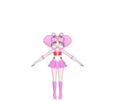 Sailor Chibimoon (mmd-imports)