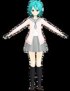 Miku Sailor Cardigan by Hatuki