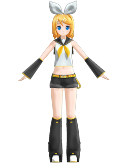 Rin by Muuubu version 2