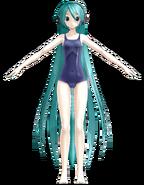 1052 Miku swimsuit L ver.1.10 by Gouriki