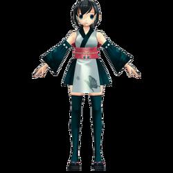 Mako Nagone (Nanami) 221