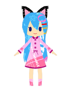 Miku Pijamas Milo style by Tawashi